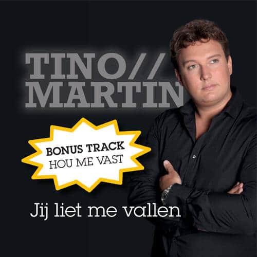 CD-bedrukken Tino Martin