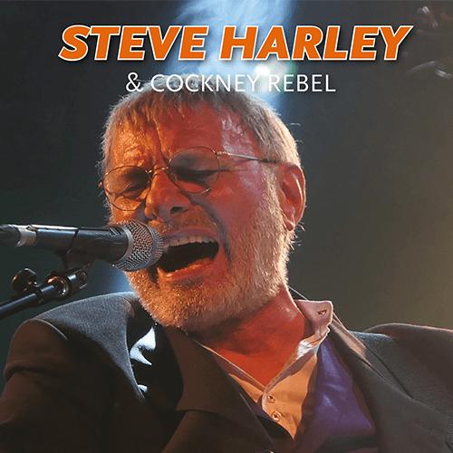cd-bedrukken Steve Harley