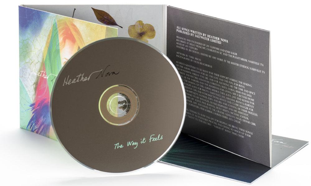 CD maken Digipack